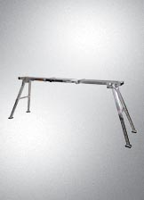 Heavy Duty Extendable Work Platform 150kg